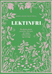 bogens forside med illustration af planter